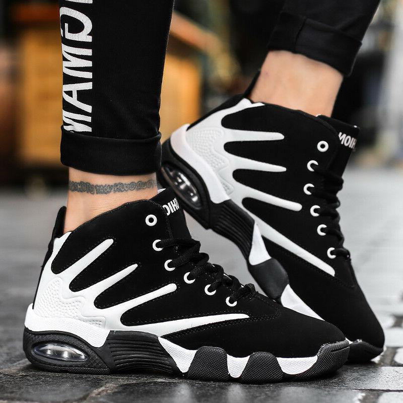 Men's Casual Sneakers tanke sole shoes