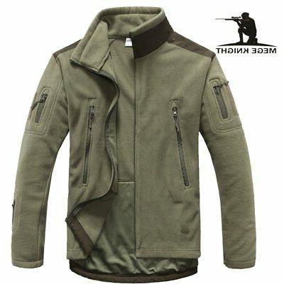 mens clothing autumn winter fleece jacket softshell