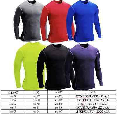 Men Compression Base Layer Thermal Sport