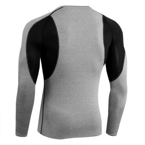 Mens Compression Sleeve Base Layer
