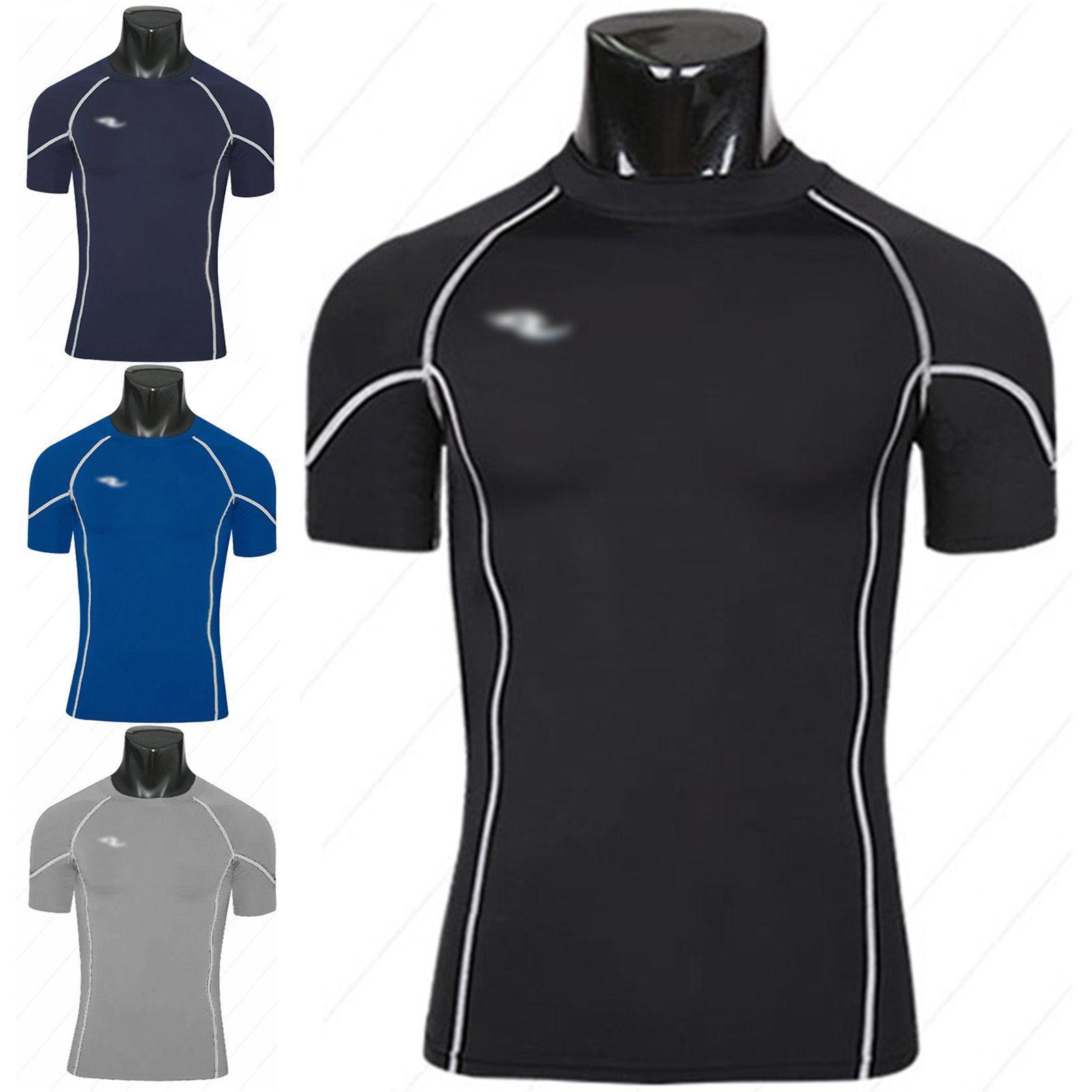 Mens T-Shirt Sleeve Layer Sports Running