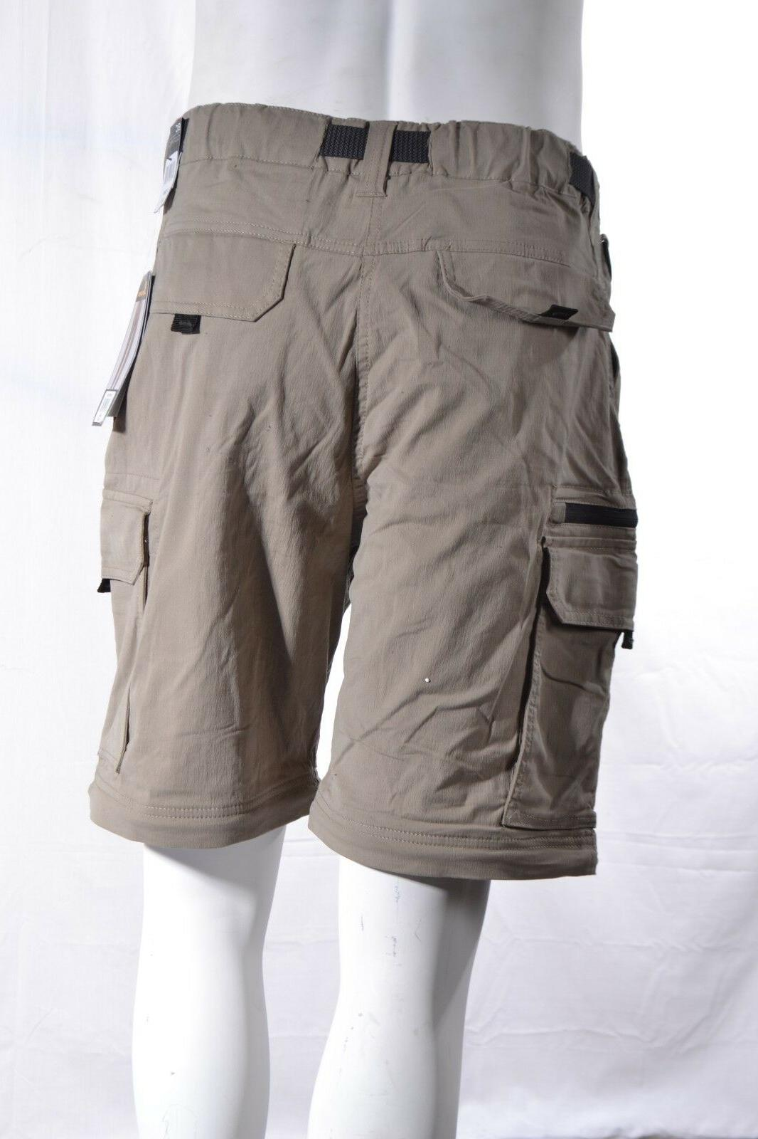BC Clothing Mens Convertible Pants Hiking