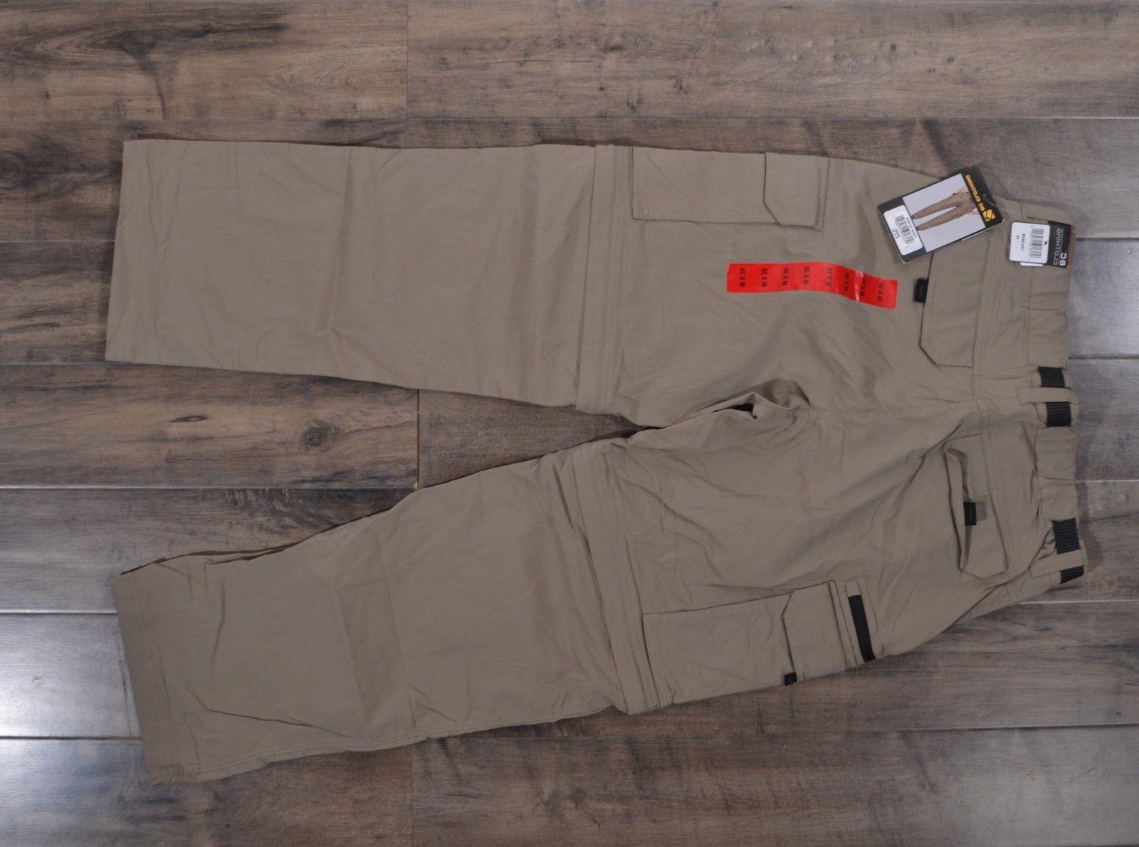 BC Clothing Mens Hiking Stretch w/Pockets