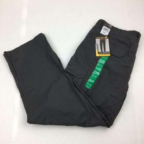 mens convertible stretch cargo hiking camping pants