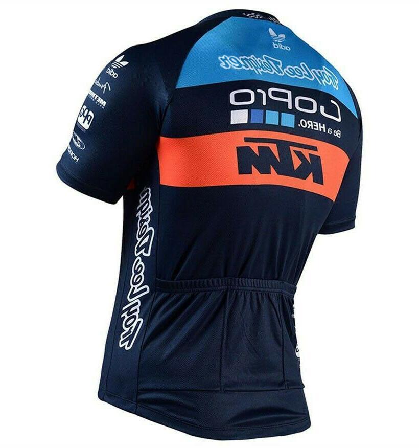Mens Jersey Short Kit Bike KTM Team Clothing