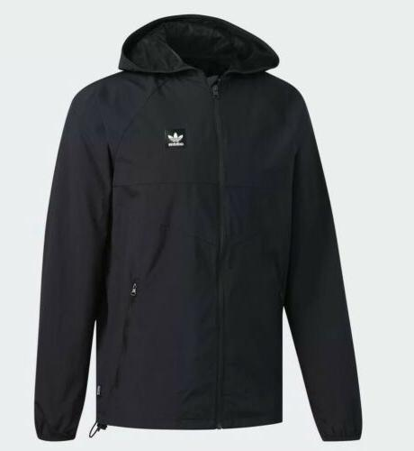 adidas Packable Wind Jacket Large