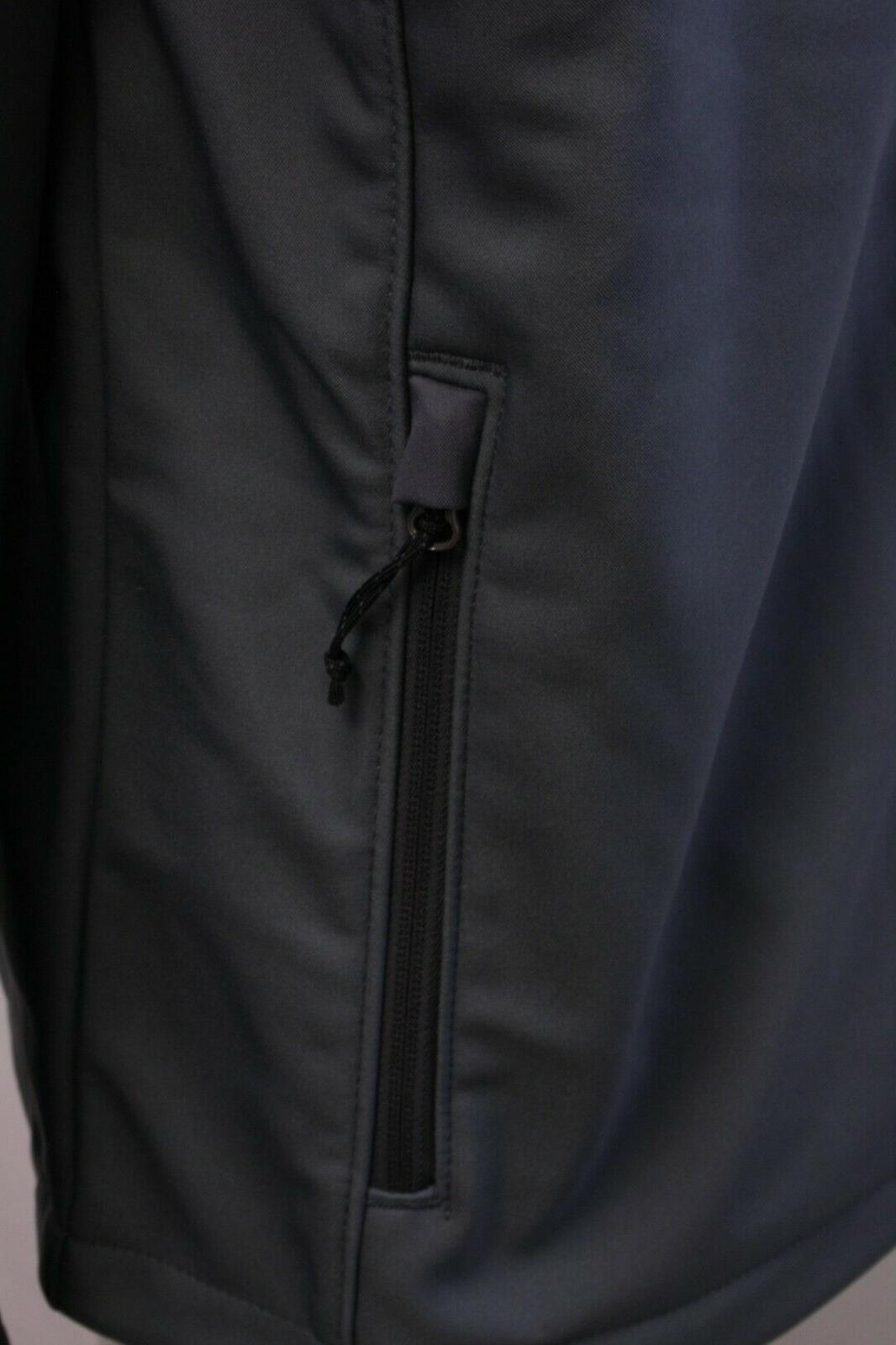 Columbia Men's Graphite Ascender Water Resistant Up Jacket