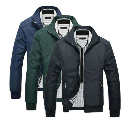 Mens Bomber Tops