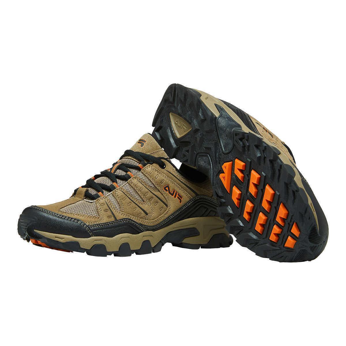 mens midland trail outdoor hiking trekking shoe