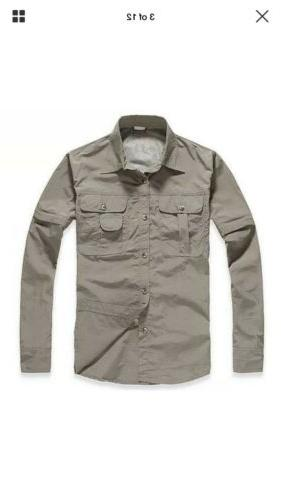 mens military clothing lightweight army shirt quick