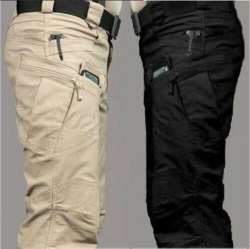 mens outdoor military urban tactical combat trousers