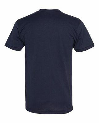 American Fit 50/50 Cotton T Shirt Med