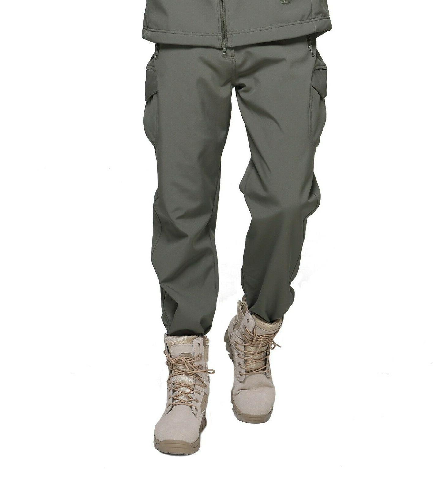 Fleece Hunting Pant Trousers
