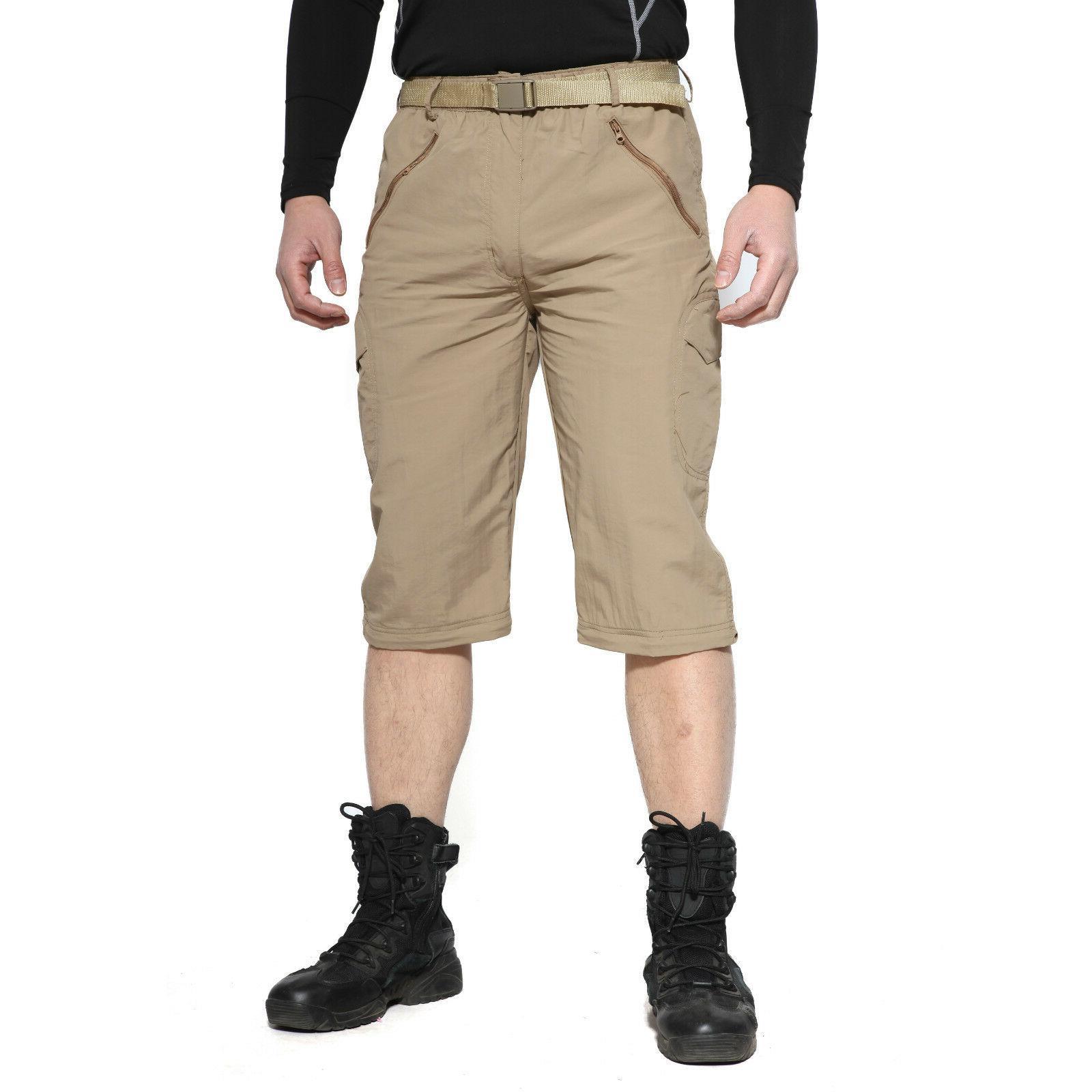 TACVASEN Drying Trousers Hunting Pants