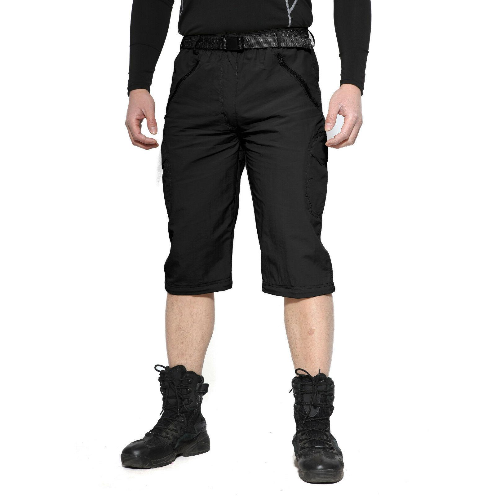 TACVASEN Drying Anti-Rip Hiking Trousers Pants