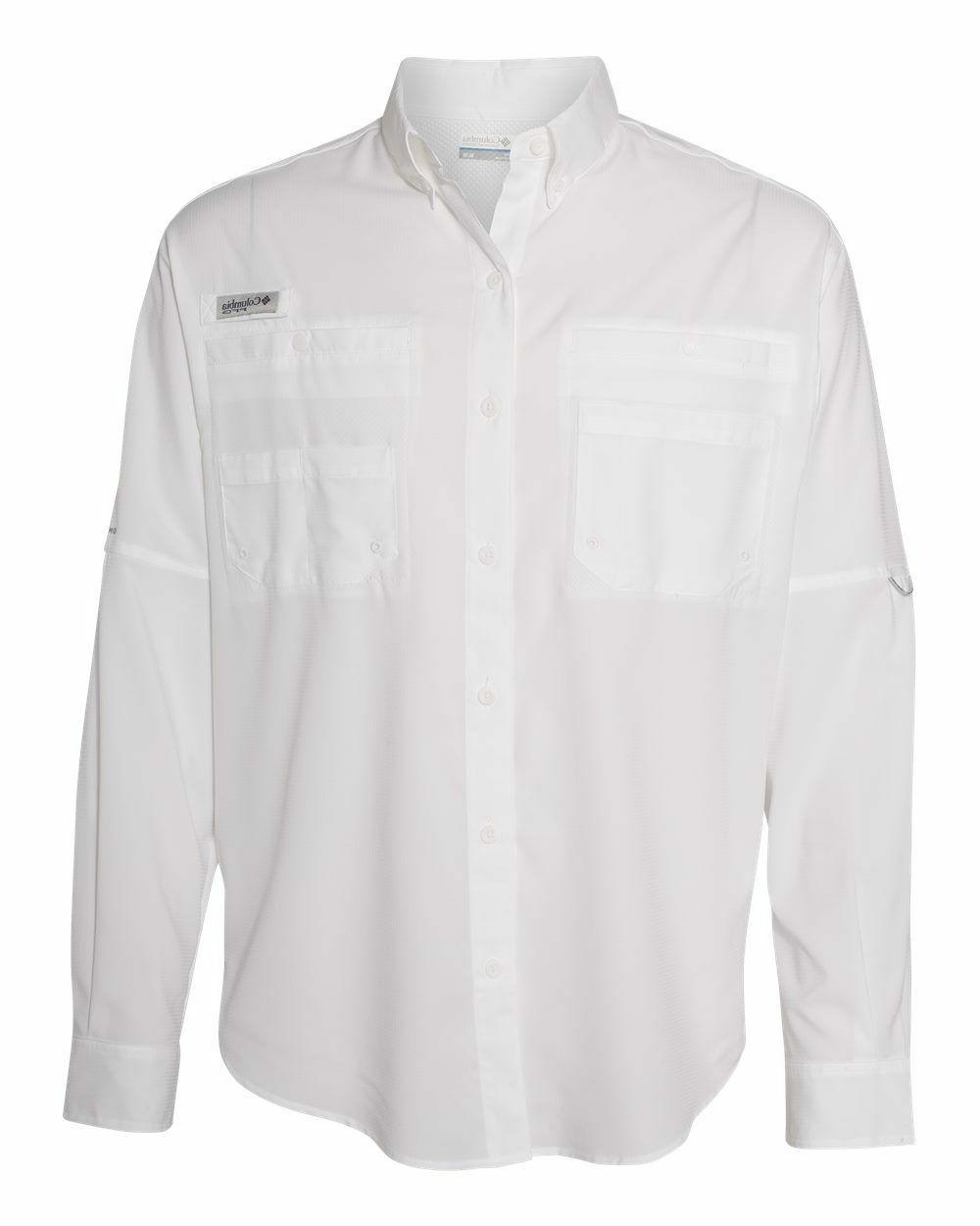 Columbia Men's Tamiami II, Long Shirt, Ripstop, S-3XL