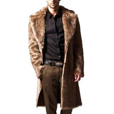 Mens Warm Male Fashion Clothes Jacket