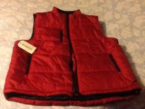 mens xl vest coat jacket adult clothing