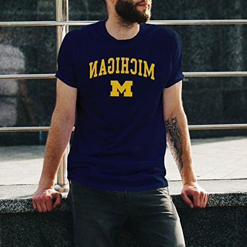 Michigan T-Shirt 3X-Large Navy