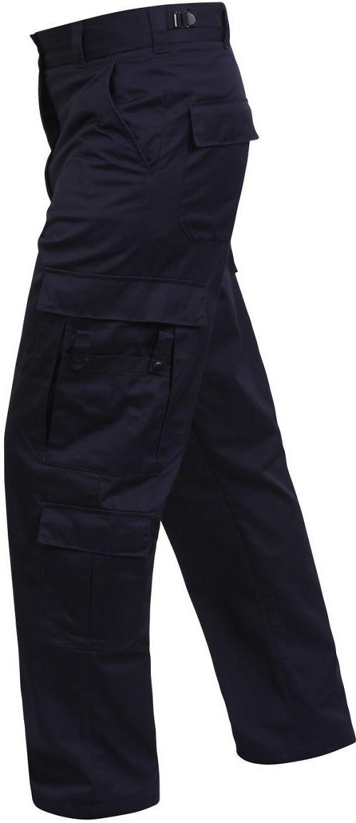 Midnite Blue Mens 9 Pocket Tactical EMS Apparel EMT Medic Un