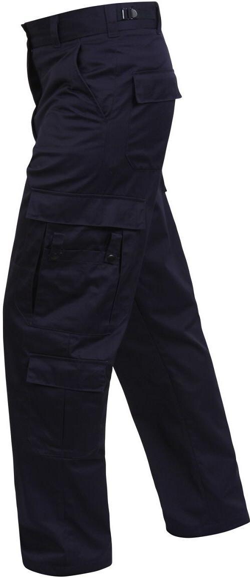 midnite blue mens 9 pocket tactical ems