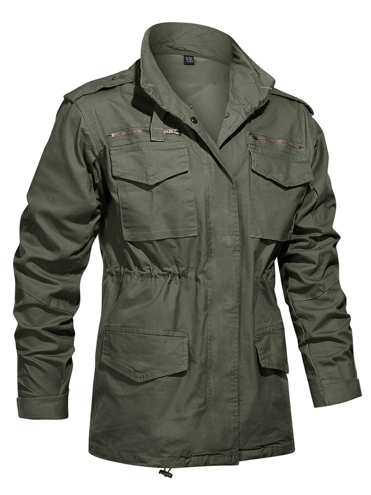Military 65 Field Men's Tactical Windbreaker Clothes