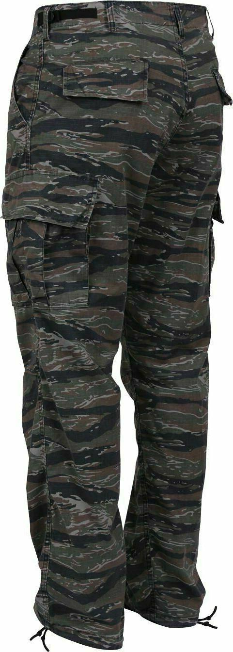 MILITARY CARGO TACTICAL EMT FATIGUE TROUSERS