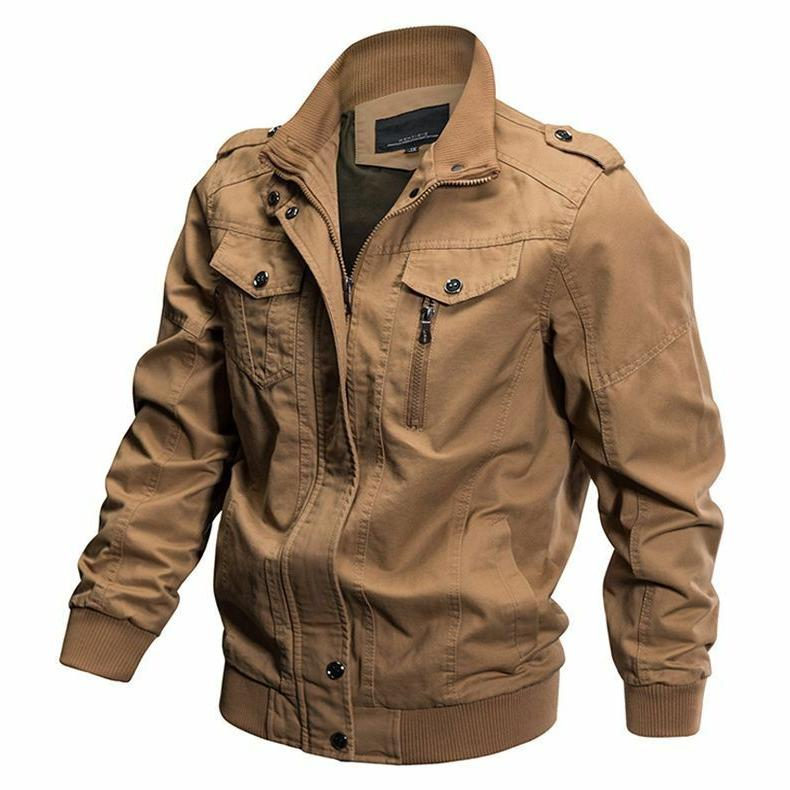 Military Jacket Coat Outerwear Collar
