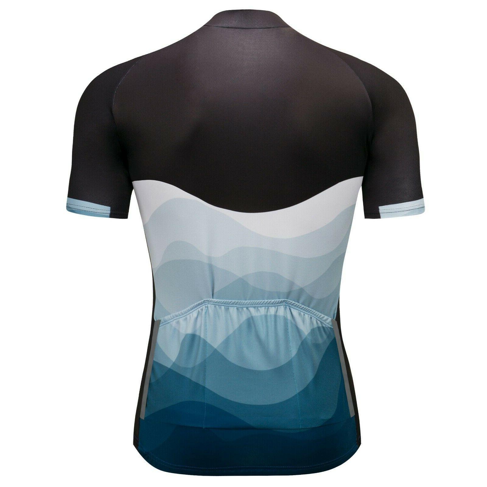 MTB Cycling Jerseys Short Jersey Clothing
