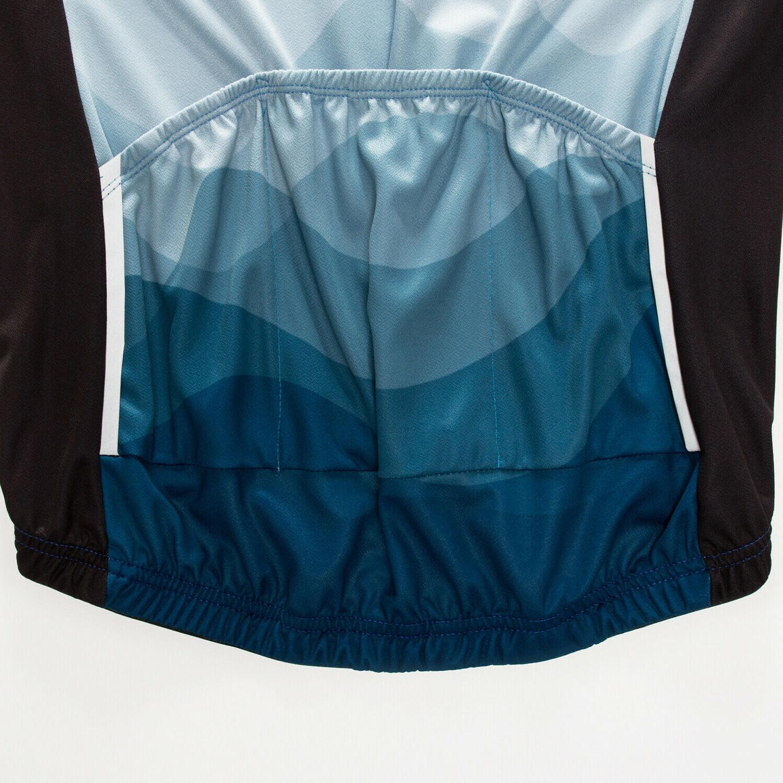 MTB Jerseys Sleeve Jersey Racing Clothing
