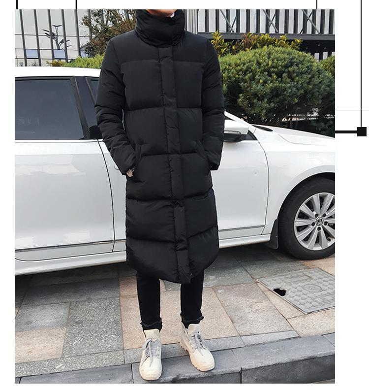 New arrival winter <font><b>jacket</b></font> thick male high quality Casual