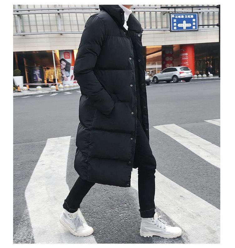New <font><b>jacket</b></font> cotton thick high quality fashion parkas cotton <font><b>men</b></font> brand <font><b>clothing</b></font>
