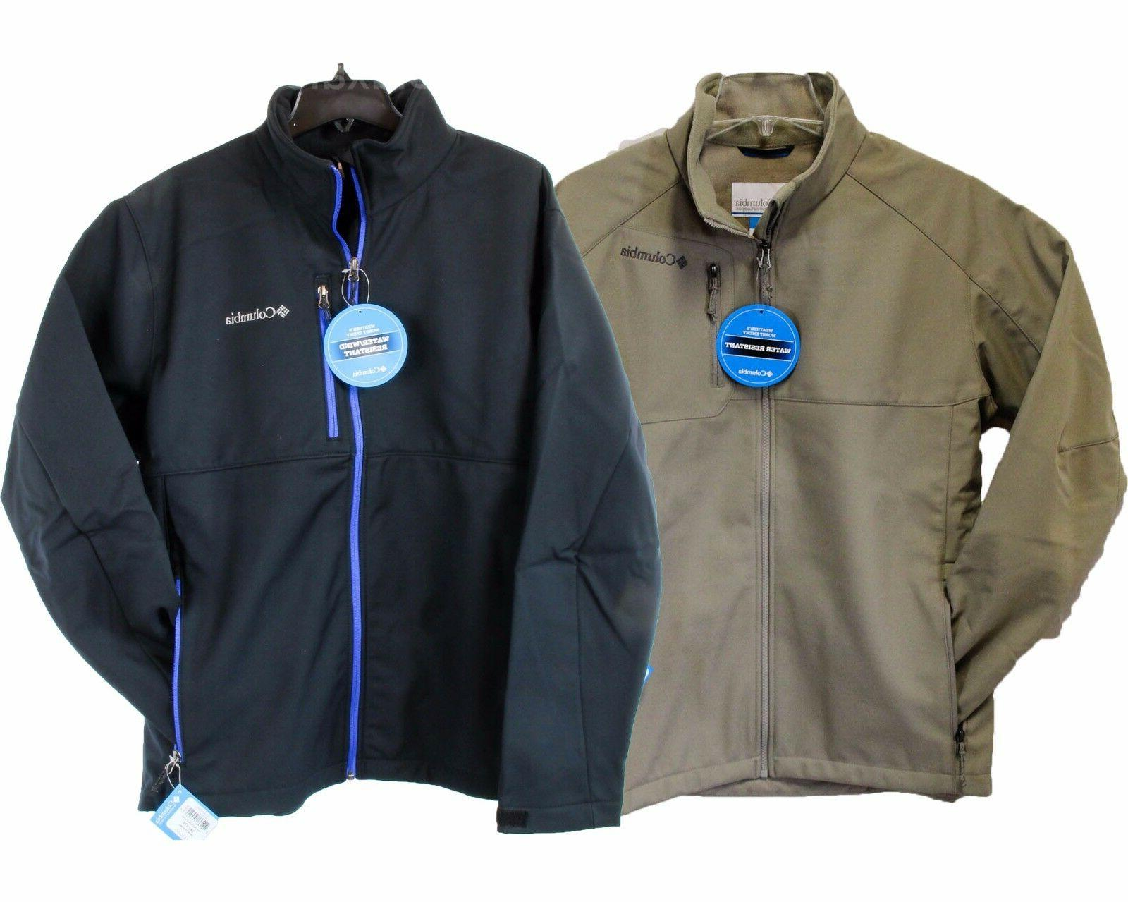 new ascender ii softshell jacket men s