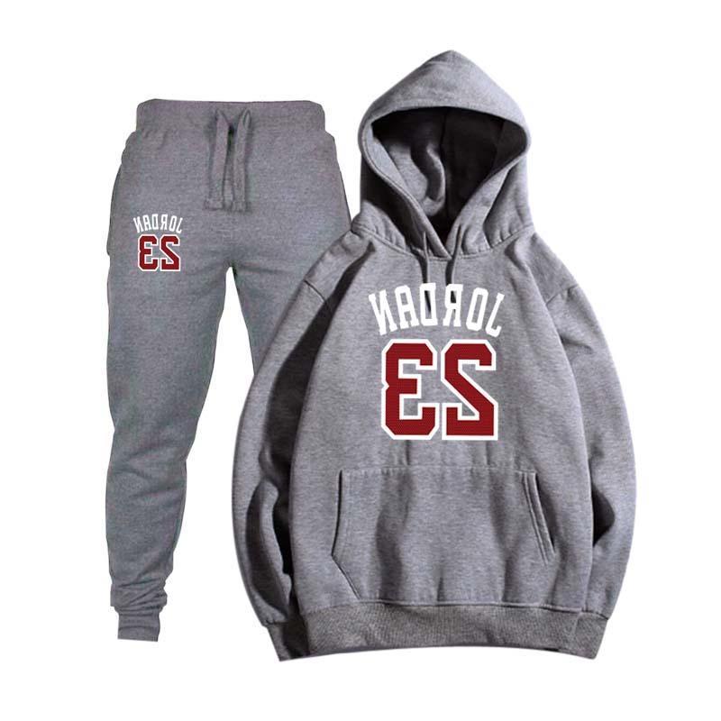 New <font><b>Design</b></font> Brand JORDAN 23 Print Hip Hop Sweatshirts <font><b>Clothing</b></font>