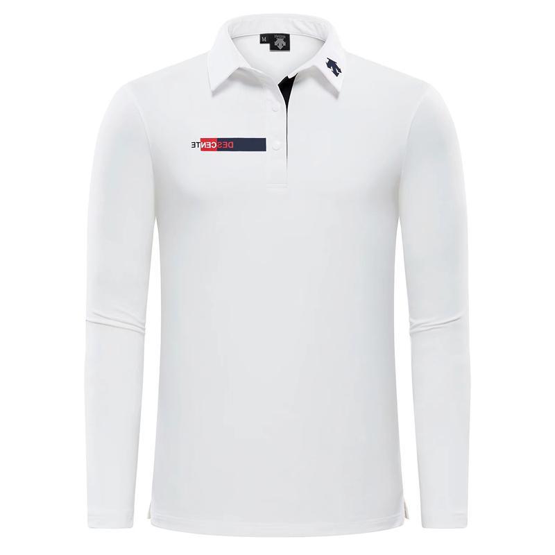 <font><b>Clothing</b></font> Polo Sleeve Comfortable Breathable <font><b>Golf</b></font> T-Shirt Color