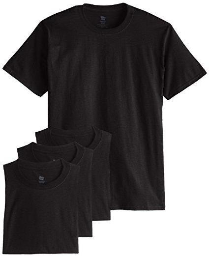 New Hanes Men's 5280 ComfortSoft 100% Cotton T-Shirt  Value