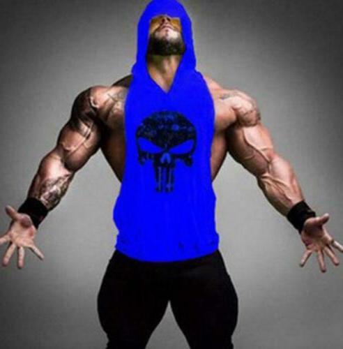 New Men's Stringer Bodybuilding Tank Top