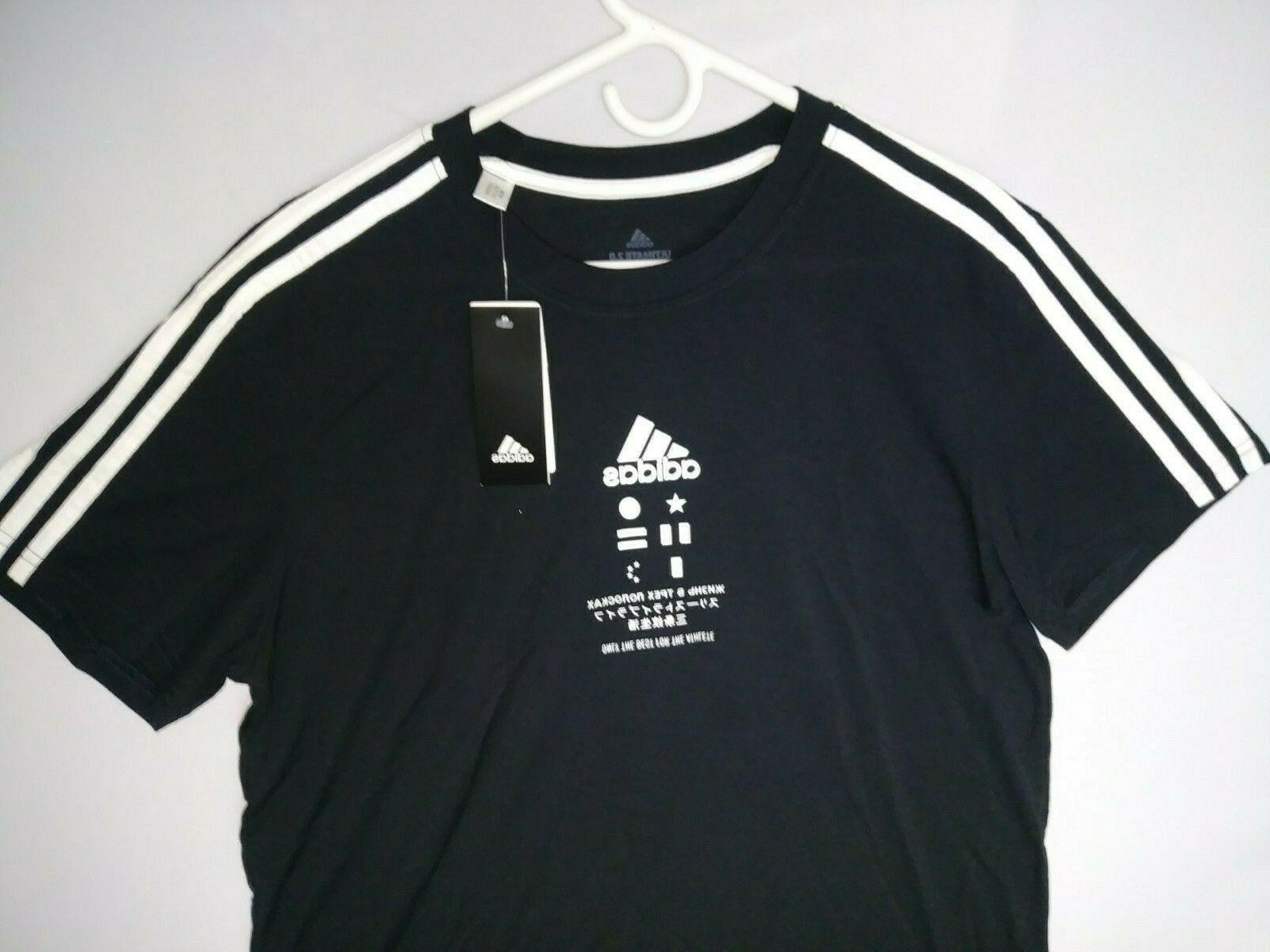 NEW Adidas INTERNATIONAL CLASSIC T-Shirt DV2138