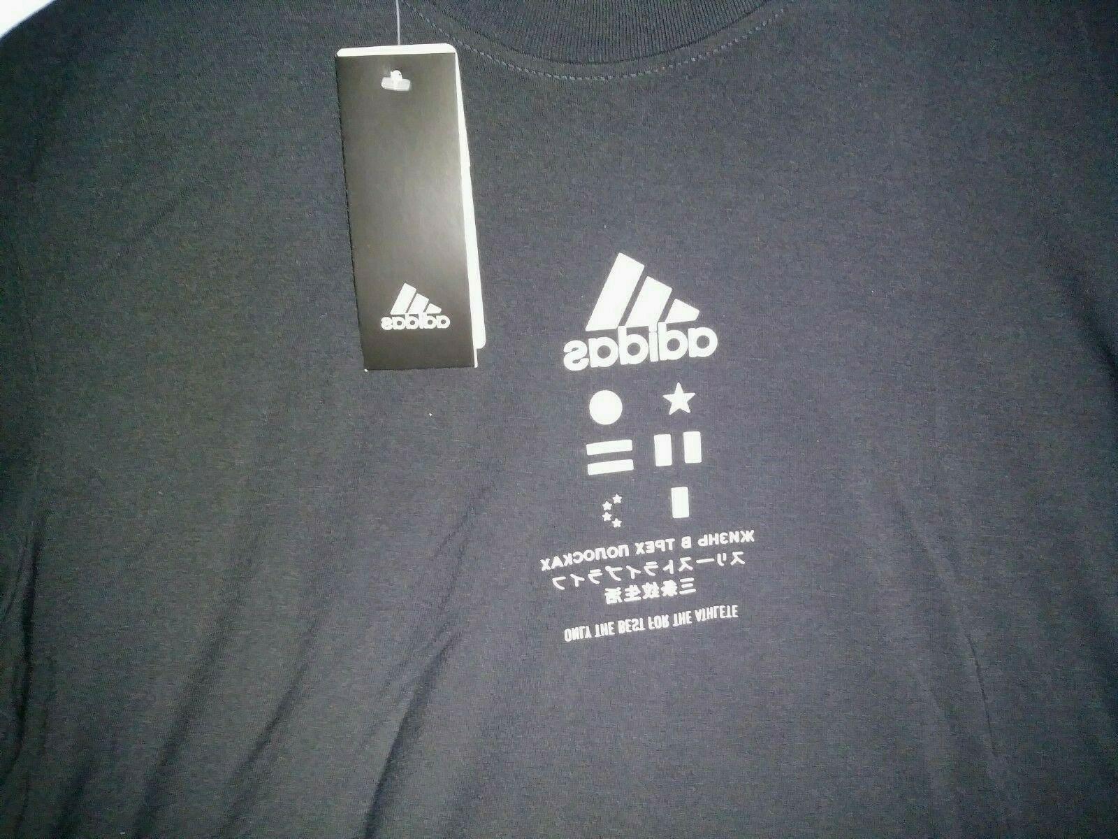 NEW Adidas CLASSIC Stripes Black/White DV2138 SIZE L
