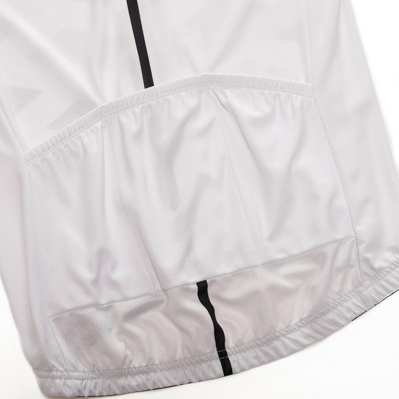 New Men's Short Sleeve Cycling Road Shirt