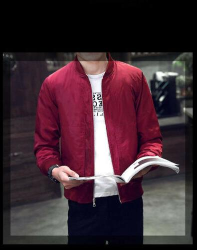 New Men's fashion Tops Casual coat Clothing