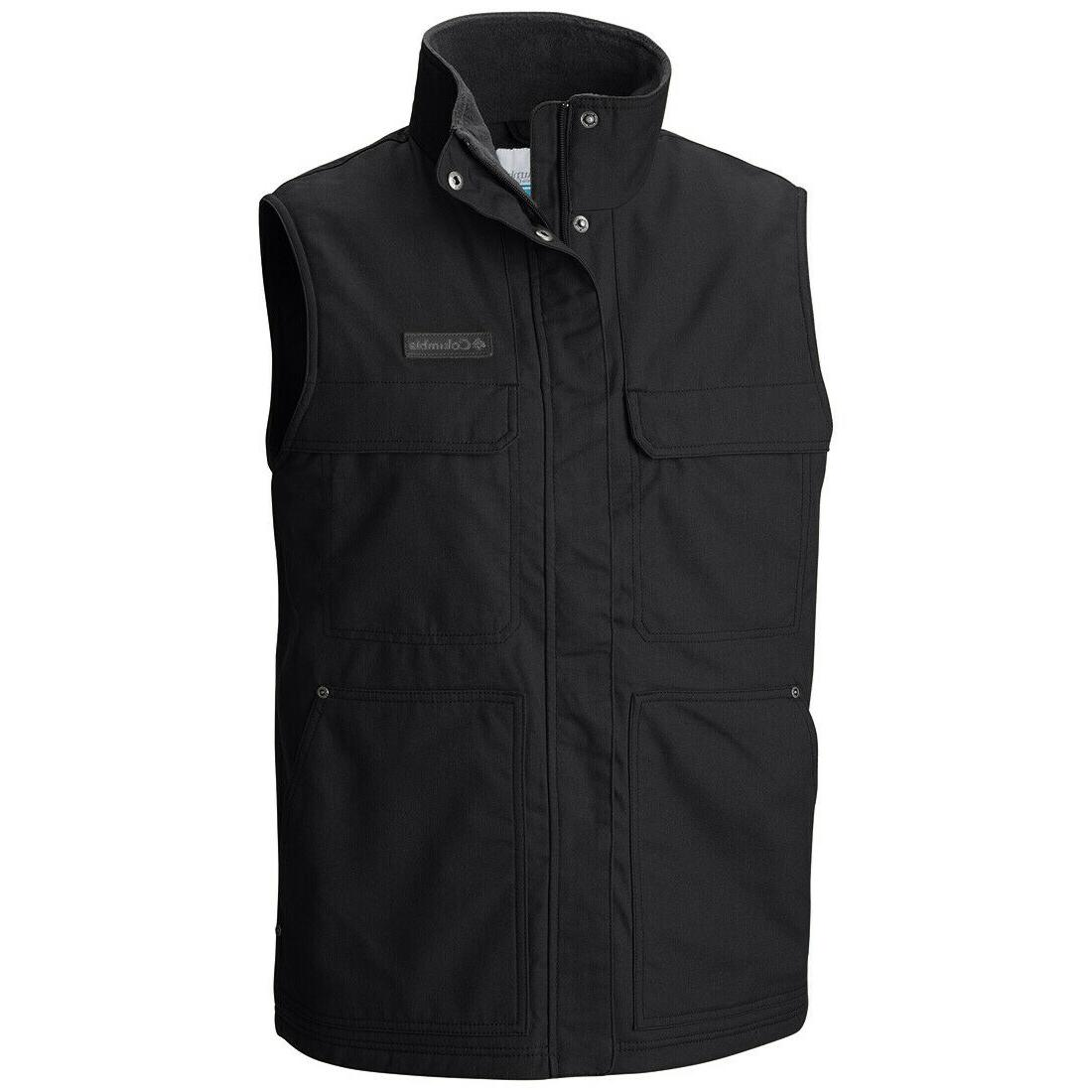 new mens larix park water resistant fleece