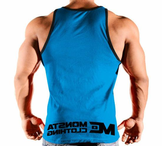 New Mens Clothing Fitness Gym -