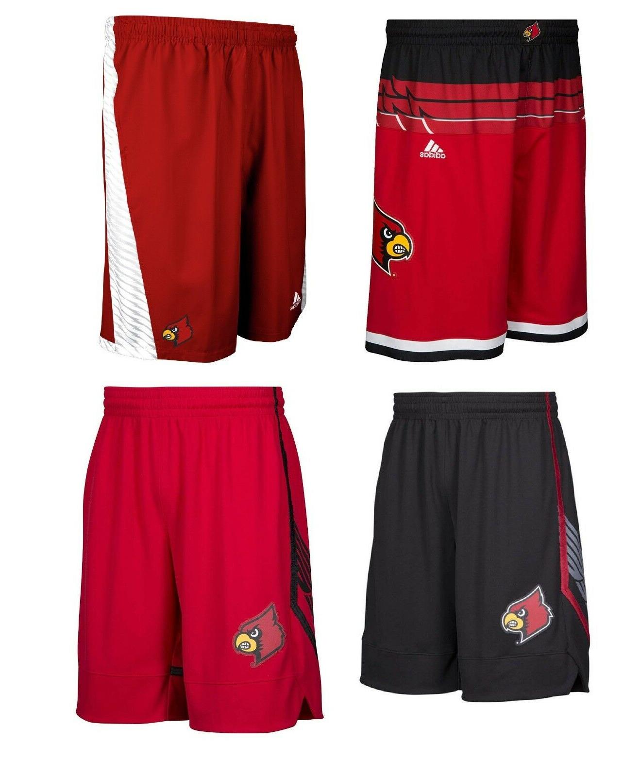 new mens ncaa louisville cardinals on court
