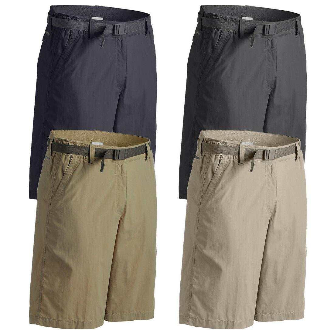 "New Mens Columbia ""Sycamore Falls"" Omni-Shade Short Inseam 1"