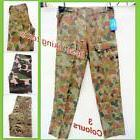 NEW Military Army Trousers Tactical Cargo Combat Cotton Dril