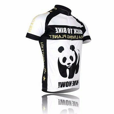 new panda men s cycling jersey bicycle
