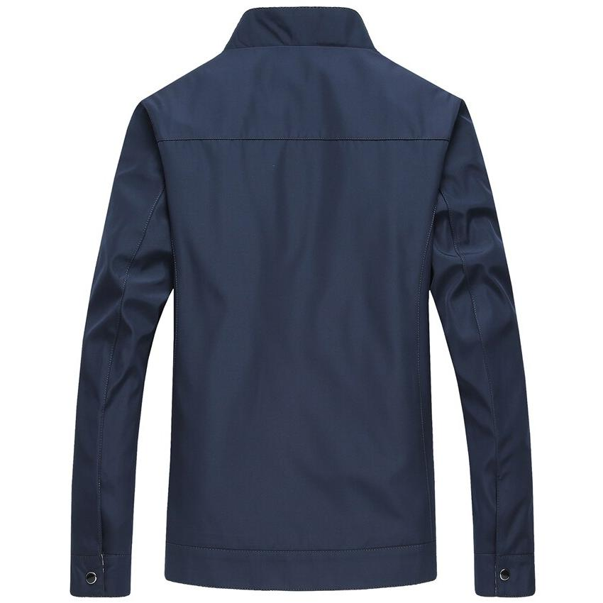 Mountainskin Spring <font><b>Men's</b></font> <font><b>Jackets</b></font> Casual Coats Solid Color <font><b>Clothing</b></font> Stand Collar Male Bomber SA442