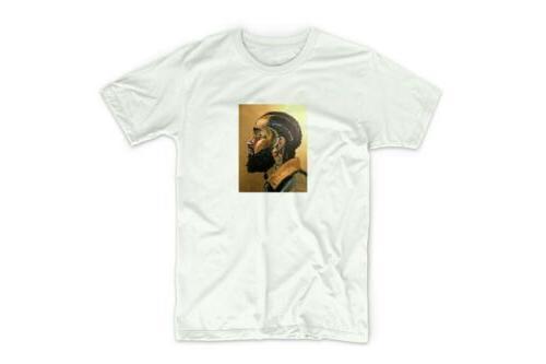 NIPSEY HUSSLE Crenshaw T-Shirt rapper clothing
