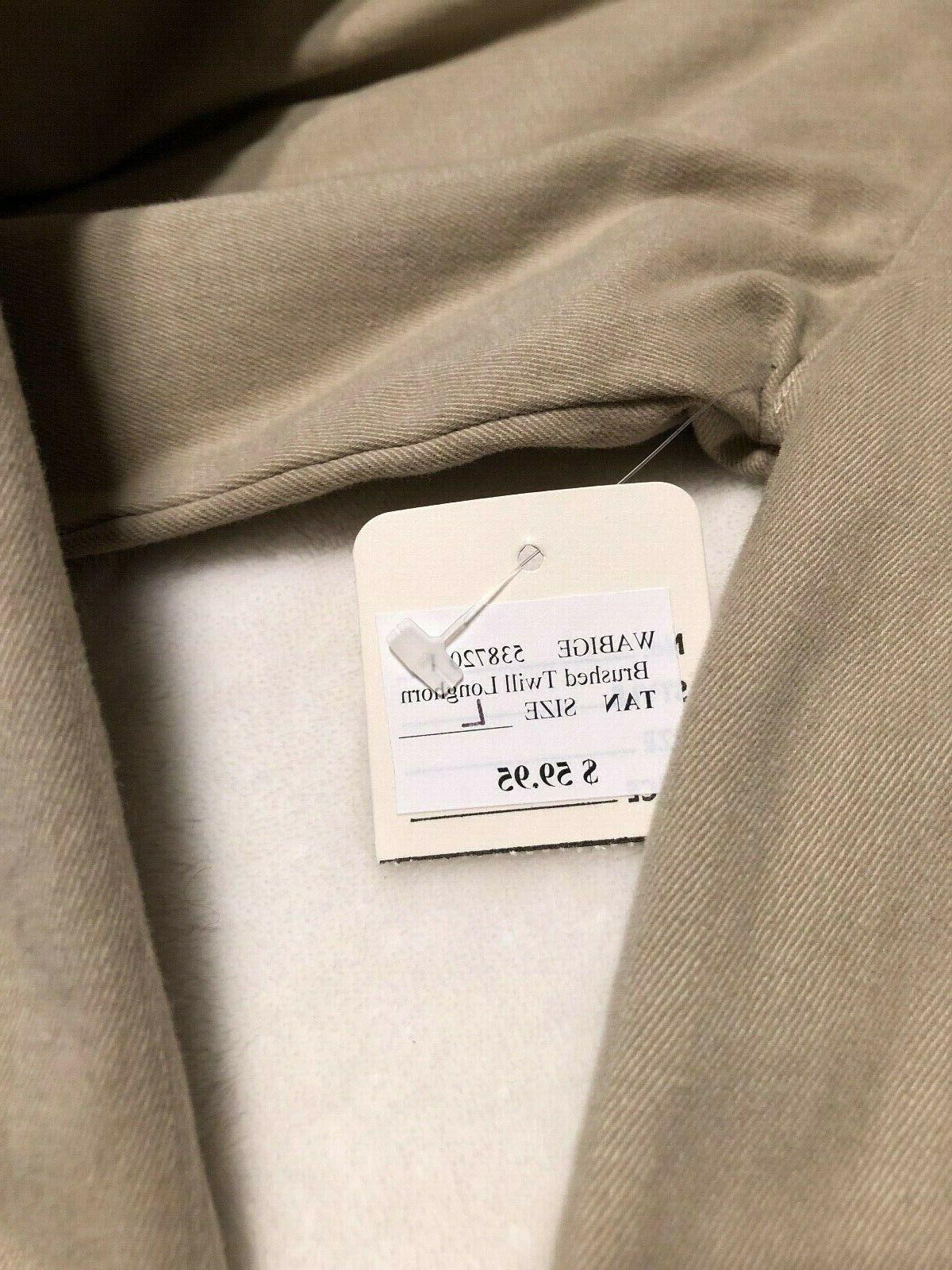 NWT Wah Maker Clothing Large Authentic